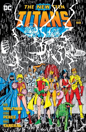 New Teen Titans Vol  6