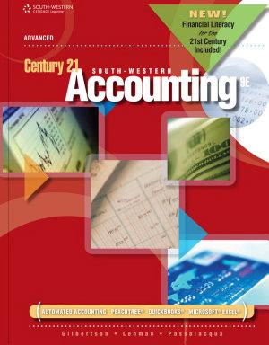 Century 21 Accounting  Advanced  2012 Update PDF