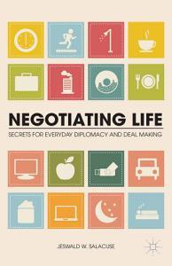 Negotiating Life Book