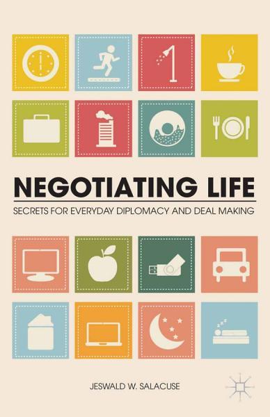 Negotiating Life PDF