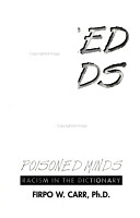 Wicked Words  Poisoned Minds PDF