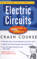 Schaum s Easy Outline of Electric Circuits PDF