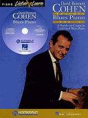 David Bennett Cohen Teaches Blues Piano PDF