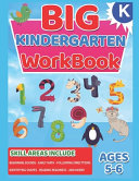 Big Kindergarten Workbook Book PDF