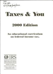 Taxes You Book PDF