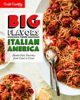 Big Flavors from Italian America PDF