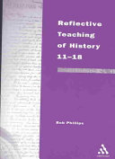 Reflective Teaching of History 11-18