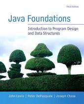 Java Foundations: Edition 3