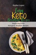 Easy Keto Breakfast Recipes PDF