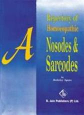 A Repertory of Nosodes and Sarcodes PDF