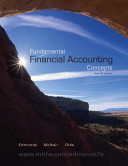 Fundamental Financial Accounting Concepts with Connect Plus PDF