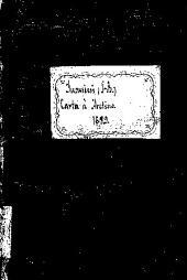 Carta escrita al ... doctor don Francisco Redi: en la qual se dice que el sal acido y alcalí es la materia que construye los espiritus animales ...