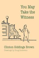 You May Take the Witness PDF
