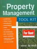 The Property Management Tool Kit PDF