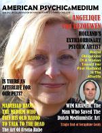 American Psychic & Medium Magazine. Deluxe edition in full colors