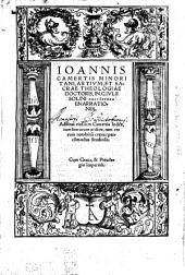Ioannis Camertis Minoritani ... in C. J. Solini polyhistōra enarrationes