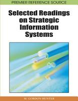 Selected Readings on Strategic Information Systems PDF
