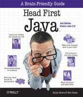 Head First Java: A Brain-Friendly Guide, Edition 2