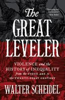 The Great Leveler PDF
