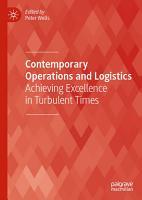 Contemporary Operations and Logistics PDF