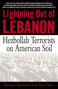 Lightning Out of Lebanon Book