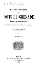 Oeuvres complètes: Volume16