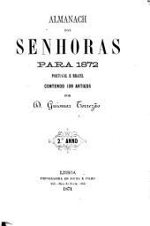 Almanach das senhoras para 1872: Portugal e Brazil ; contendo 139 articulos