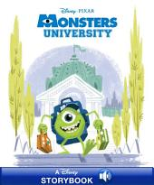 Disney Classic Stories: Monsters University: A Disney Read-Along