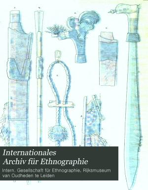 Archives internationales d ethnographie PDF