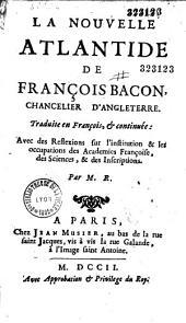 La Nouvelle Atlantide de François Bacon
