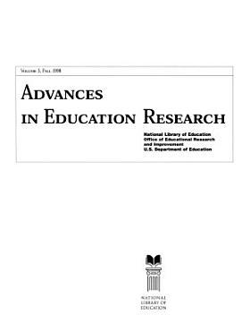 Advances in Education Research PDF