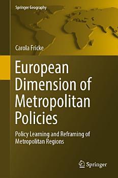 European Dimension of Metropolitan Policies PDF