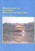 Bibliography on East Asian Religion and Philosophy PDF