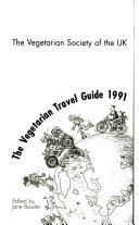 The Vegetarian Travel Guide 1991 Book PDF