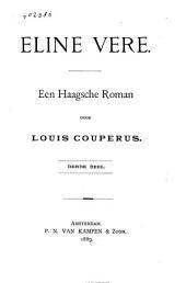 Eline Vere: een Haagsche roman, Volume 3