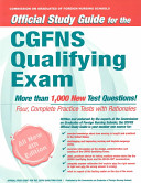 Official Study Guide for the CGFNS Qualifying Examination PDF