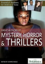 Great Authors of Mystery  Horror   Thrillers PDF