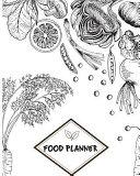 Food Planner Weekly Book PDF