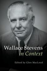 Wallace Stevens in Context PDF