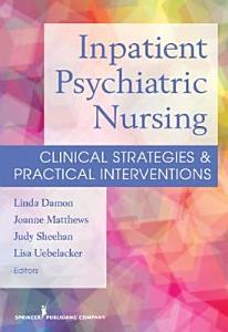 Inpatient Psychiatric Nursing PDF