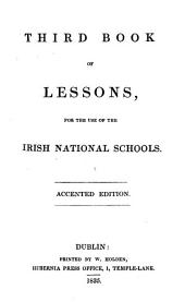 Book of lessons for the use of schools. Accented ed