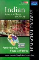 Indian States At A Glance 2008 09  Performance  Facts And Figures   Himachal Pradesh PDF