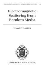 Electromagnetic Scattering from Random Media