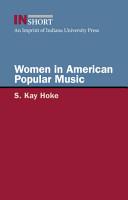 Women in American Popular Music PDF