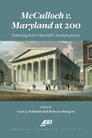 McCulloch v  Maryland at 200 PDF