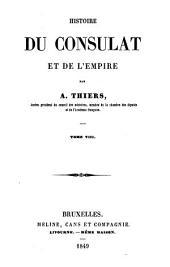 Histoire du consulat et de l'empire: Volume8