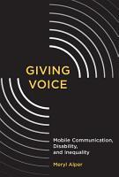 Giving Voice PDF