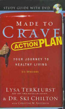 Made to Crave Action Plan Study Guide with Dvd Book