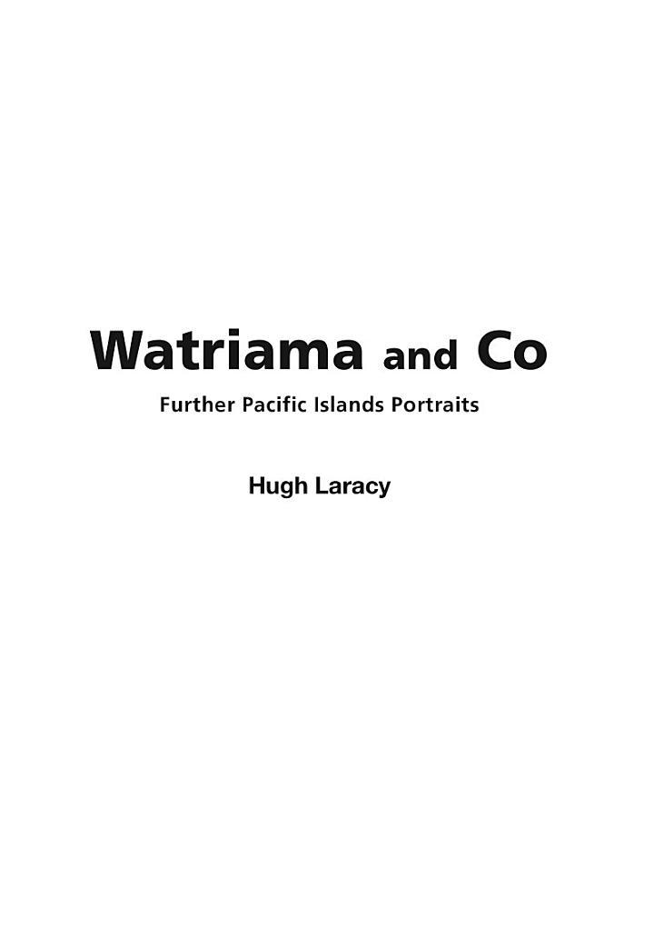 Watriama and Co
