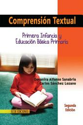 Comprensión textual: Primera infancia y educación básica primaria